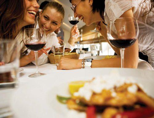 Restoran i vino